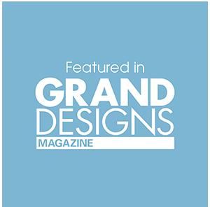 Featured in Grand Designs Magazine