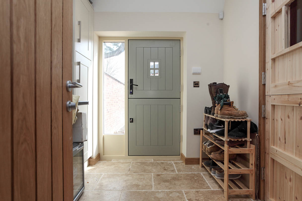Barn Conversion Bespoke Door